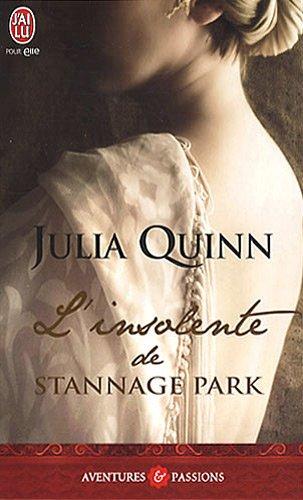 9782290015018: L'insolente de Stannage Park