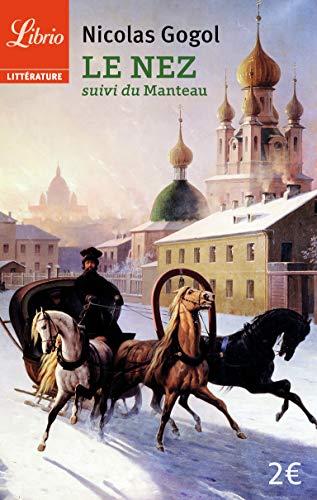 9782290015537: Librio: Le Nez, Suivi De Le Manteau (French Edition)