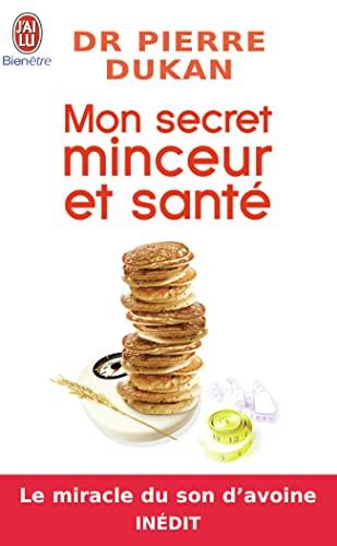 9782290016343: Mon secret minceur et santé