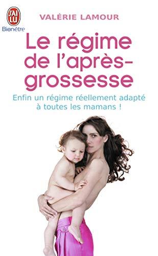 9782290017449: Le régime de l'après-grossesse