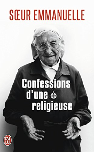 9782290019870: Confessions D'Une Religieuse (French Edition)