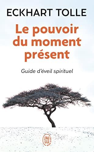 9782290020203: Le Pouvoir Du Moment Present (Bien Etre) (French Edition)