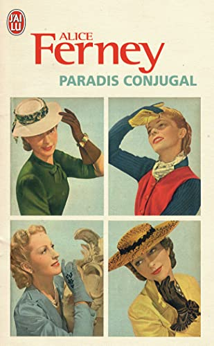 9782290020487: Paradis Conjugal (Litterature Generale) (French Edition)