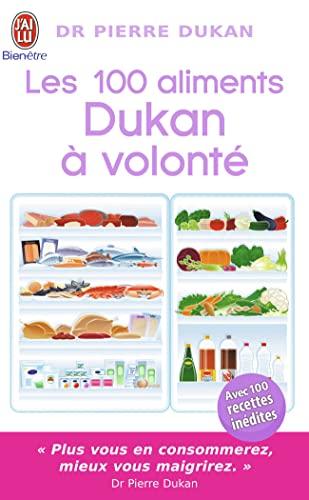 9782290022986: Les 100 aliments Dukan à volonté