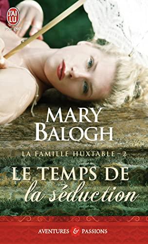 9782290023068: La Famille Huxtable - 2 - Le Temps de La (Aventures Et Passions) (French Edition)