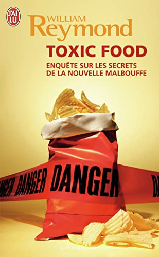 9782290027004: toxic food - enquete sur les secrets de