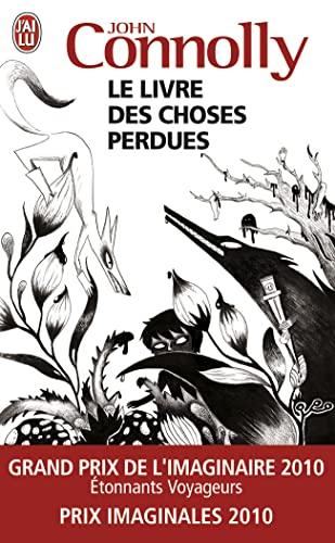 LIVRE DES CHOSES PERDUES (LE): CONNOLLY JOHN
