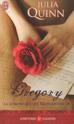 9782290027769: La chronique des Bridgerton, Tome 8 : Gregory
