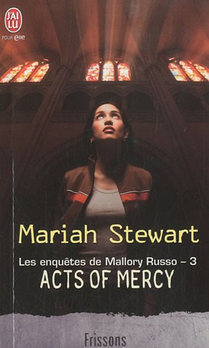 Les enquêtes de Mallory Russo, Tome 3 (French Edition) (2290028185) by Mariah Stewart