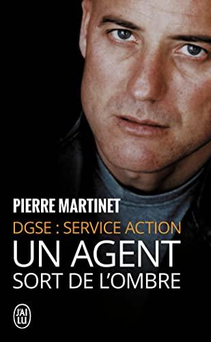 9782290028698: Un Agent sort de l'ombre : DGSE Service Action