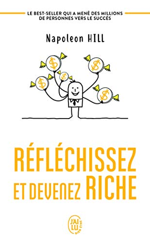 9782290028827: Developpement personnel - reflechissez et devenez riche (J'ai lu Bien-être)