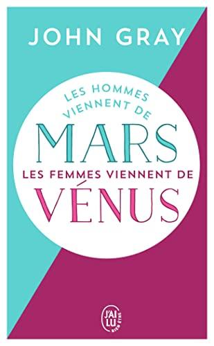 9782290029121: Les Hommes Viennent de Mars, (NC) Les Fe (Bien Etre) (French Edition)