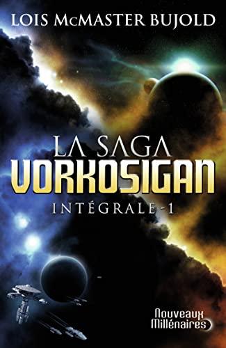 """la saga Workosigan ; intégrale t.1"""