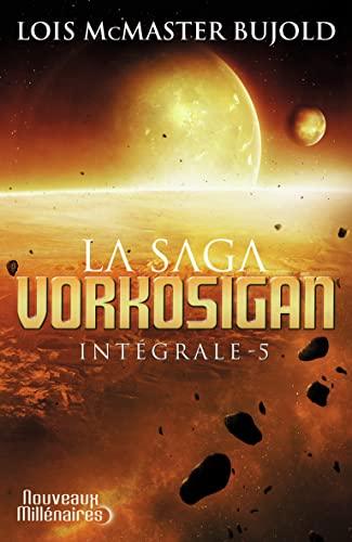 La saga Vorkosigan: Lois Mcmaster Bujold