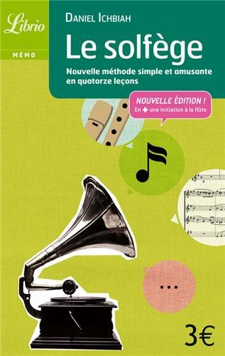 9782290029954: Librio: Le Solfege (French Edition)