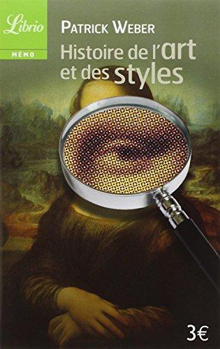 9782290029961: Histoire de l'art et des styles