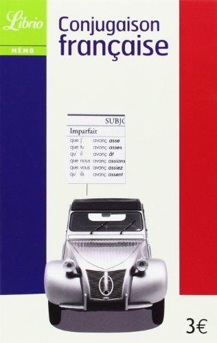 9782290029985: Conjugaison Francaise (Ne) (Librio Memo) (French Edition)
