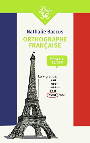 9782290030172: Orthographe francaise (Librio Mémo)
