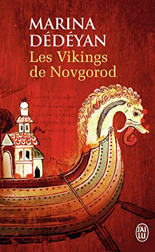 9782290030400: Les vikings de Novgorod