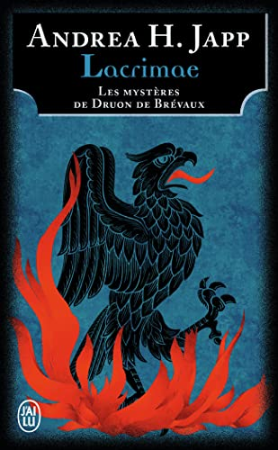 9782290031377: Les mystères de Druon de Brévaux, Tome 2 : Lacrimae