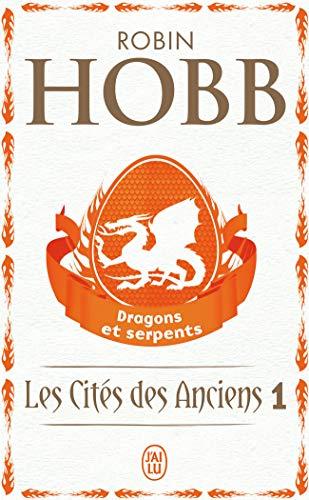 9782290032763: Les Cités des Anciens, Tome 1 : Dragons et serpents