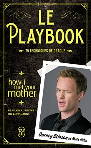 9782290034033: Le playbook : 75 techniques de drague