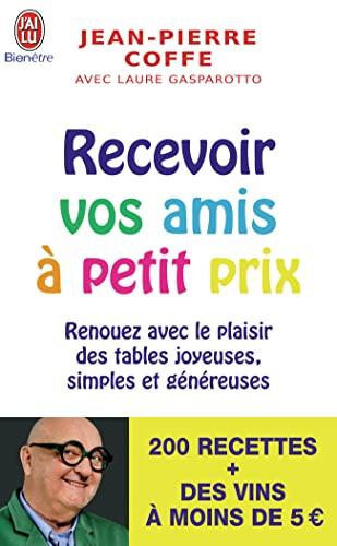 9782290036709: Recevoir Vos Amis a Petits Prix (Cuisine) (French Edition)