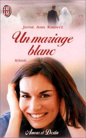 9782290037973: Un mariage blanc
