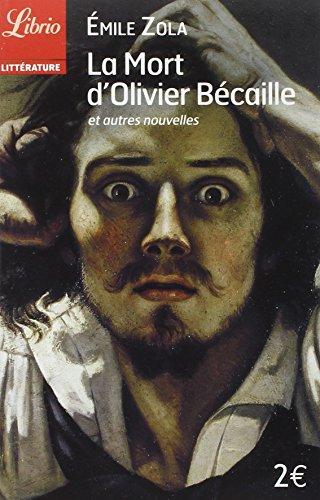 9782290038529: La Mort D'olivier Becaille Et Autres Nouvelles (French Edition)