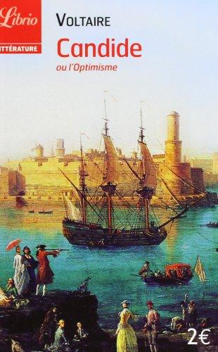9782290038598: Candide (ne) - ou l'optimisme (Librio)