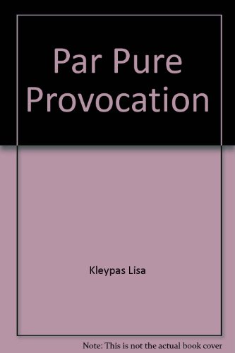 9782290039458: Par Pure Provocation