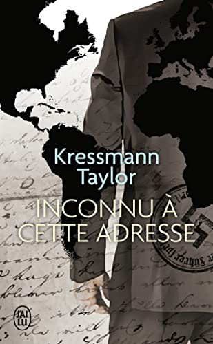 9782290042397: Inconnu a Cette Adresse (French Edition)