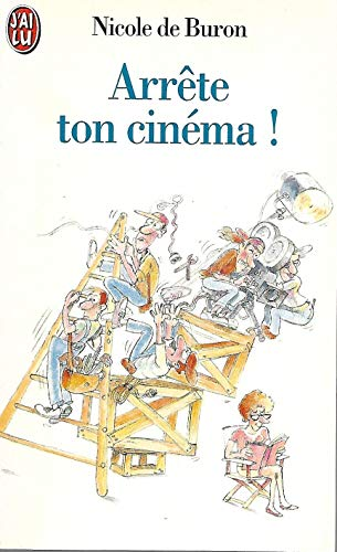 9782290042519: Arrete ton cinema !