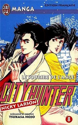 9782290043509: City Hunter (Nicky Larson), tome 8 : Le Sourire de l'ange