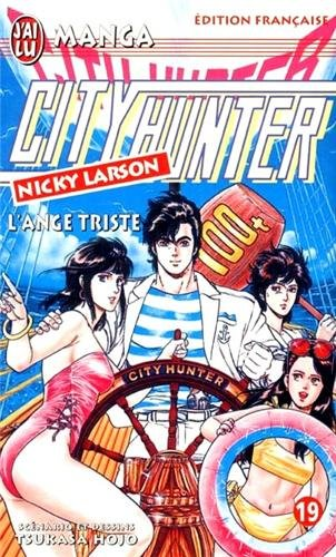 9782290045701: City Hunter (Nicky Larson), tome 19 : L'Ange triste
