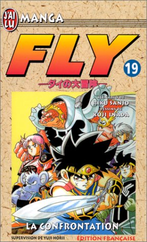 9782290045718: Fly, tome 19 : La Confrontation