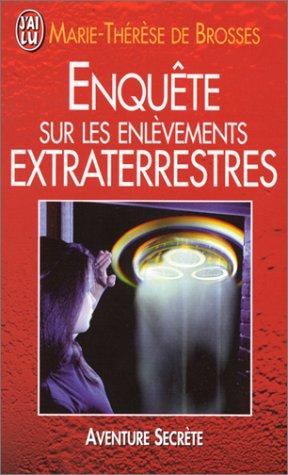9782290046432: Enquête sur les enlèvements extraterrestres