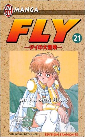 Fly, tome 21: Adieu mon fils...! (2290046744) by Inada, Koji; Sanjo, Riku