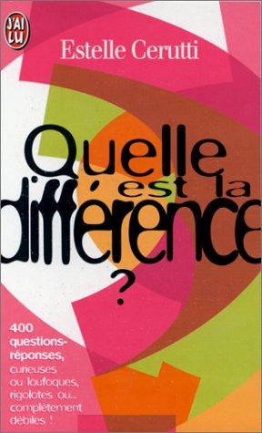 9782290048405: Quelle est la différence ?