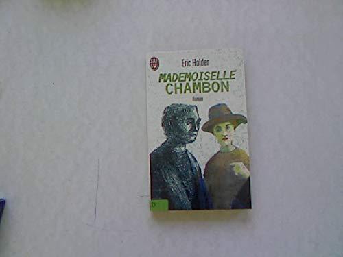 9782290048764: Mademoiselle Chambon
