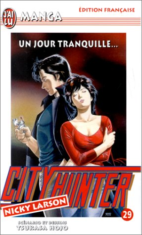 9782290049457: City Hunter (Nicky Larson), tome 29 : Un jour tranquille