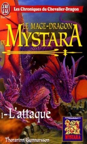 9782290049648: Le Mage-Dragon de Mystara. 1, L'attaque