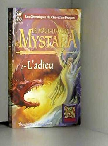 Le Mage-Dragon de Mystara. 2, L'adieu (2290049654) by Thorarinn Gunnarsson