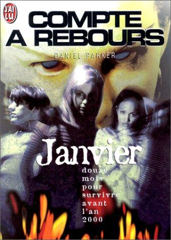9782290050750: Compte � rebours : Janvier
