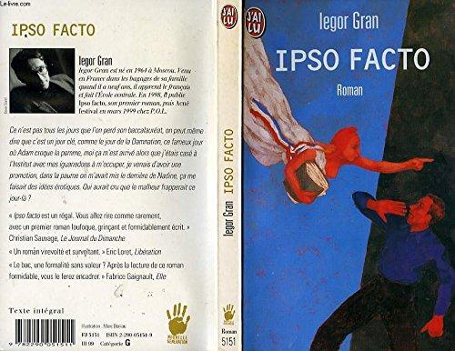 9782290051511: Ipso facto