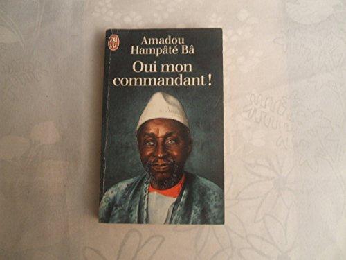 9782290051788: Mémoires, N° 2 : Oui, mon commandant ! (J'ai lu Roman)