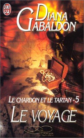 9782290052075: Le Chardon et le Tartan, Tome 5 : Le voyage