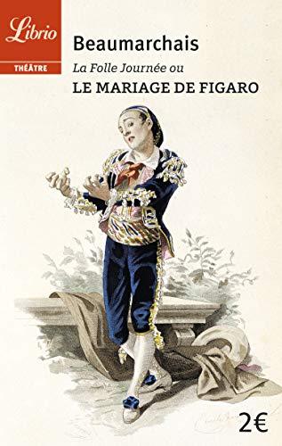 9782290054154: La Folle Journée ou Le Mariage de Figaro (Librio Théâtre)