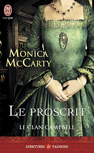 9782290056967: Le clan Campbell, Tome 2 : Le Proscrit