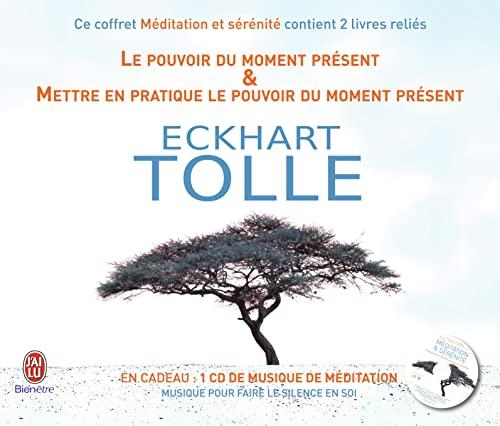 9782290057520: Méditation & Sérénité : 2 volumes : Le pouvoir du moment présent ; Mettre en pratique le pouvoir du moment présent (1CD audio)